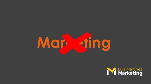 El coste del No Marketing para la pyme