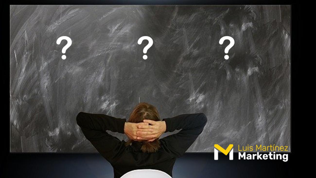 Las tres preguntas clave para un plan de marketing y comunicación