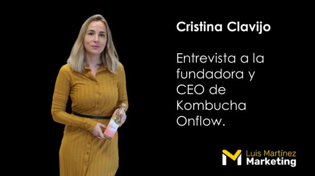 Portada Entrevista Cristina Clavijo