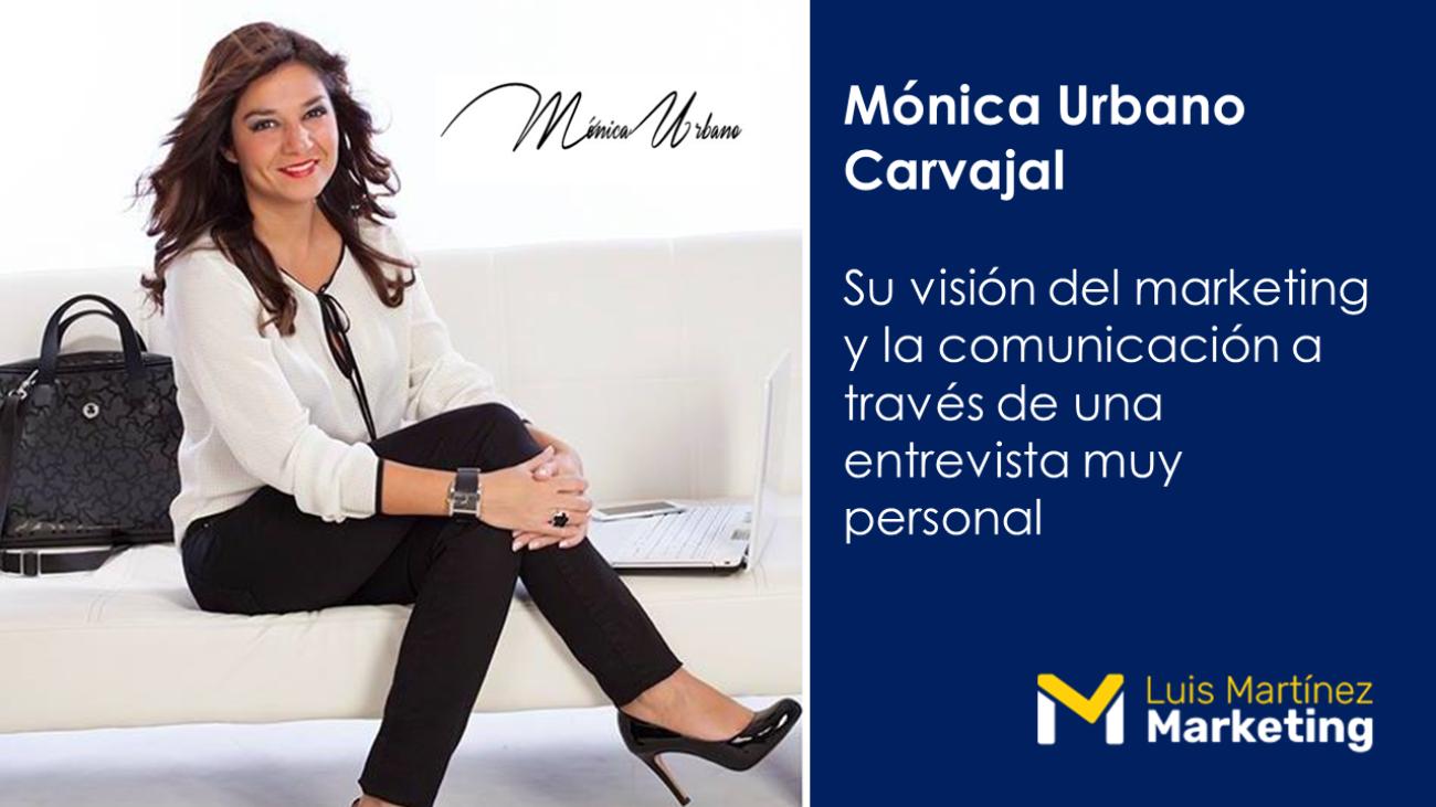 Portada Entrevista Monica Urbano Carvajal